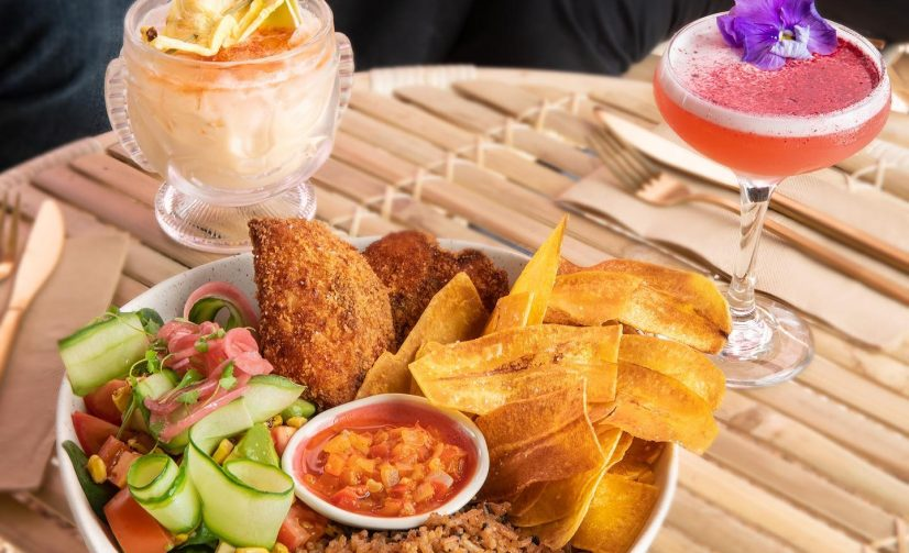 A Diverse, Colourful and Flavourful Restaurant Showcasing Caribbean Cuisine Opens in Toowong