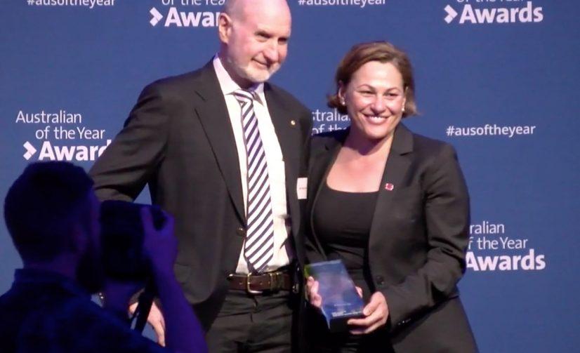 Toowong Men's Health Advocate Peter Dornan AM Wins 2020 Senior Australian of the Year Award