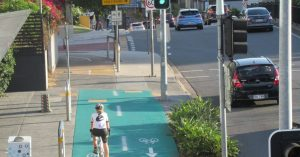 Toowong Bike Lane