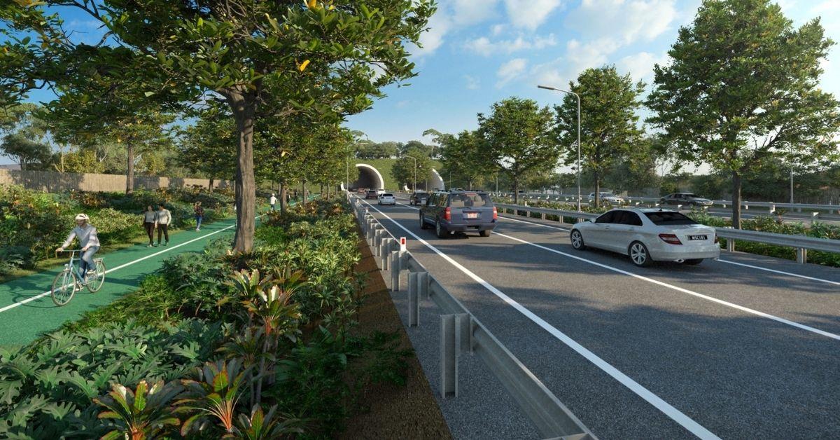 New North West Motorway
